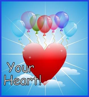 Your heart on Joy