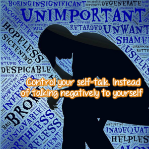 Control your self-talk